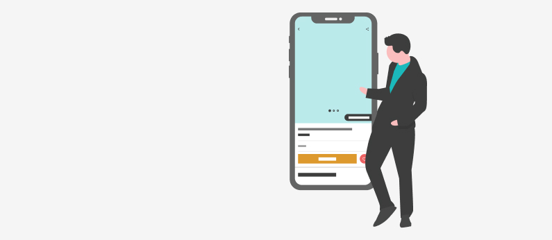 how to create an application for an online store